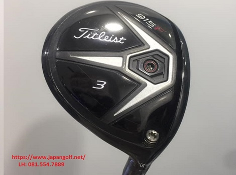 Gậy golf Fairway Titleist 915F Mitsubishi Diamana