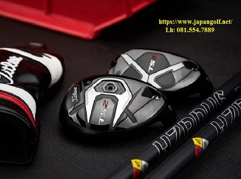 Gậy Golf Rescue Hybrid Titleist TS2 , TS3
