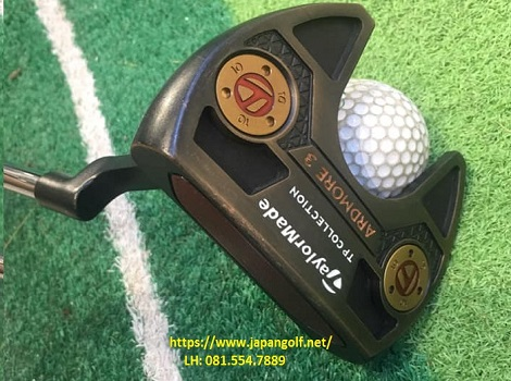 Gậy Putter TaylorMade TP ARDMORE 3 Grip Super Stroke