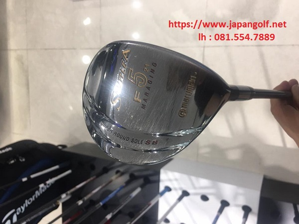 Gậy fairway wood Maruman Shuttle A TypeF Women
