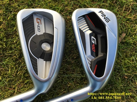 Bộ Golf Ping Iron Set G410 Steel Shaft AWT